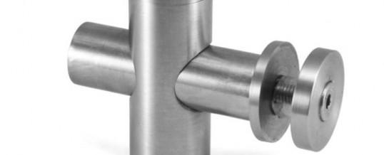 Mocowanie uniwersalne do szkła 8-12 mm