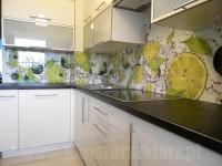 Panele szklane hartowane do kuchni