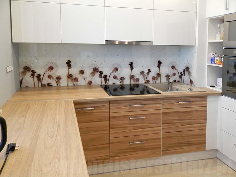 panel szklany do kuchni. Black Bedroom Furniture Sets. Home Design Ideas
