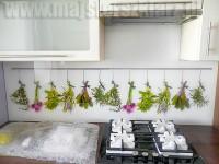 Dowolne wzory szyb kuchennych
