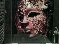Elegancki panel szklany. ZOBACZ więcej paneli szklanych w dziale drzwi szklanych, maska