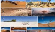 Klimaty pustynne - kanion