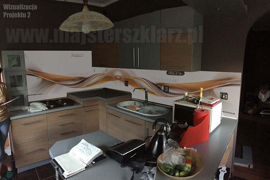 Grafika w kuchni