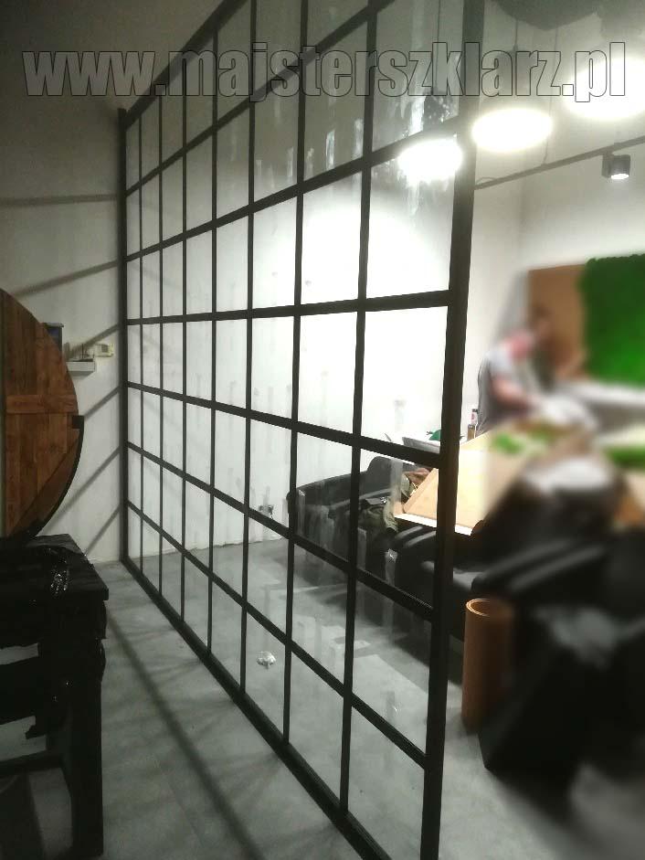 zabudowa industrialna typu loft